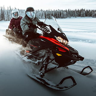 Snowmobiles for sale at Horn's Outdoor | Mount Bethel, PA